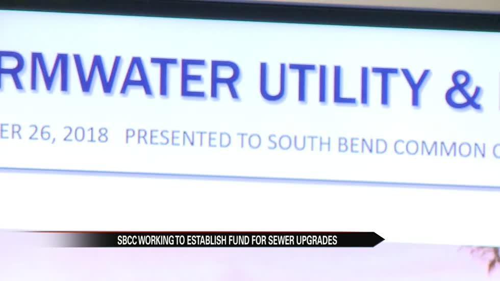 City of South Bend urges Common Council to approve Storm Water Utility fund