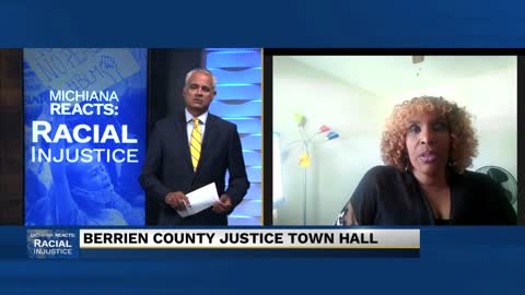 Benton Harbor community leader discusses upcoming town hall on police reform