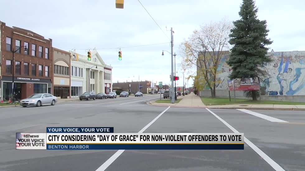 "Benton Harbor commissioners to consider ""Day of Grace"" on..."