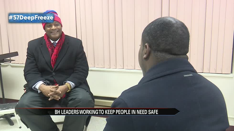 Benton Harbor leaders working to keep people in need safe