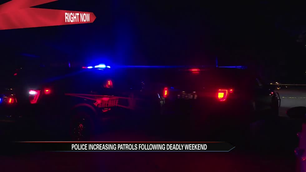 Benton Harbor police bump up patrols after overnight shootings