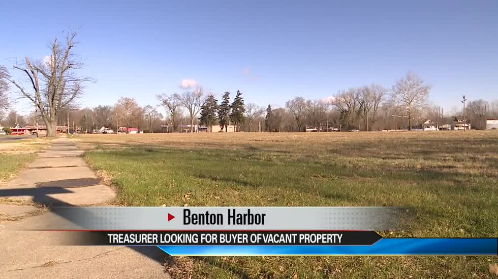 Benton Harbor properties up for bid