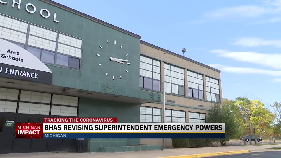 Benton Harbor revisiting superintendent's emergency powers request