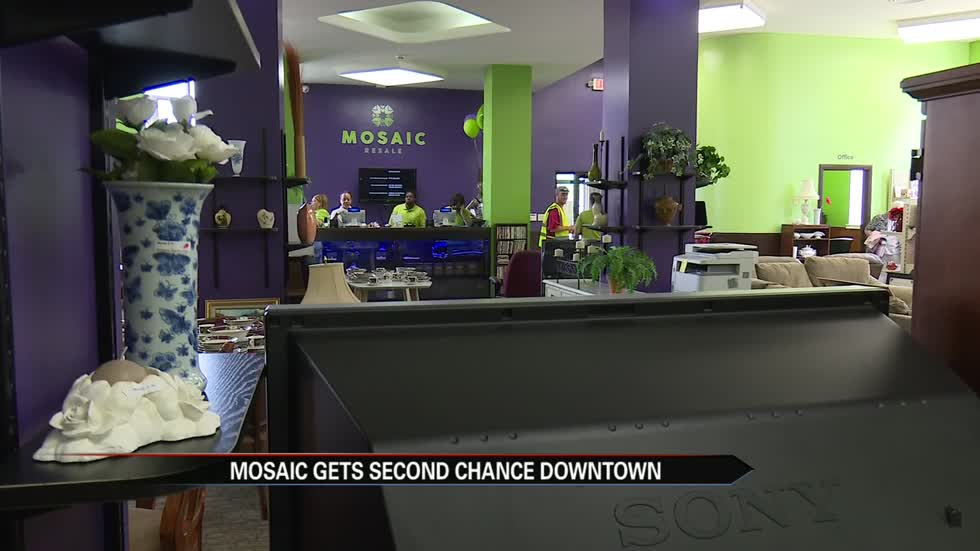 Benton Harbor's Mosaic celebrates grand opening of new location