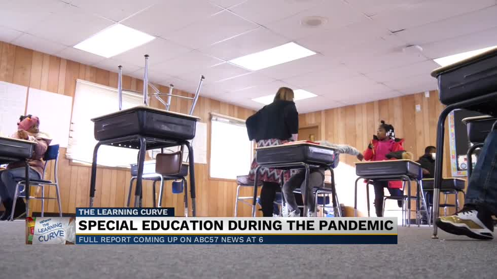 Benton Harbor Schools on special education during the pandemic