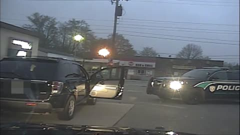 Berrien County dash cam