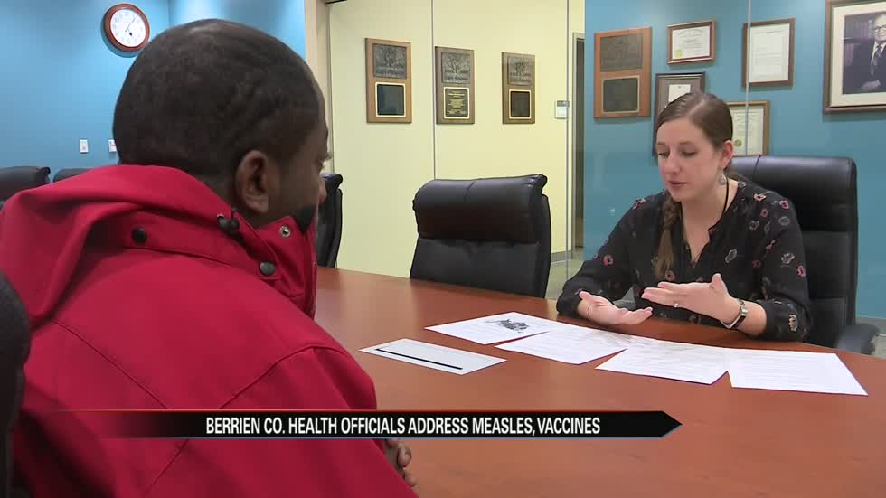 Berrien County health officials address uptick in measles cases nationwide