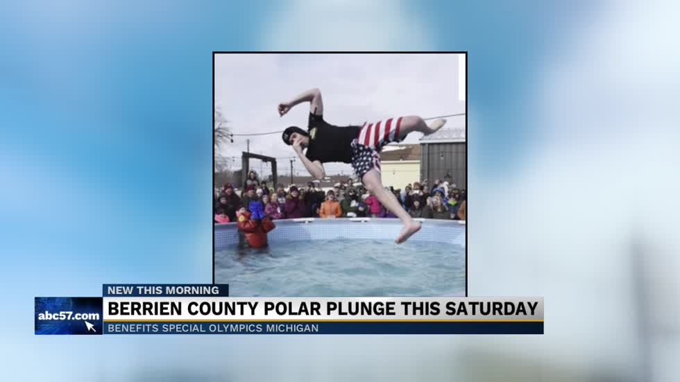 Michigan State Police preparing for upcoming Polar Plunge to benefit Special Olympics