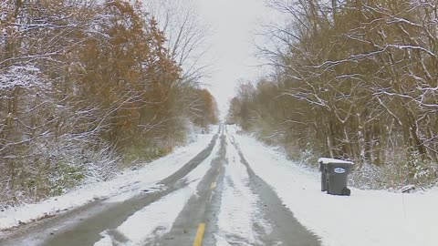 Berrien County road crews working to keep roads clear