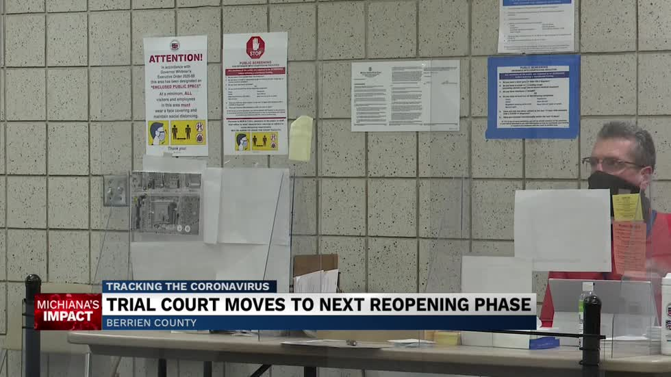 Berrien County Trial Court expanding public access