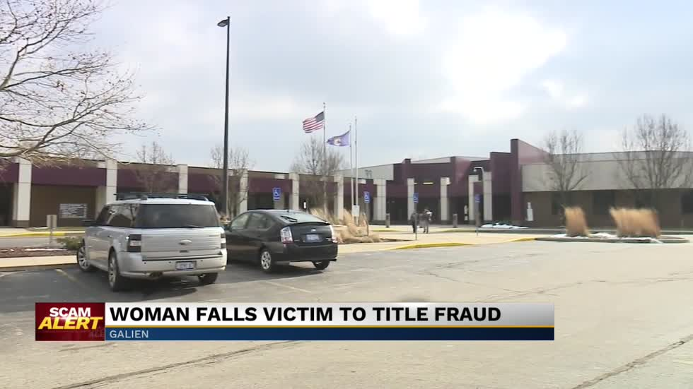 Berrien County woman falls victim to title fraud