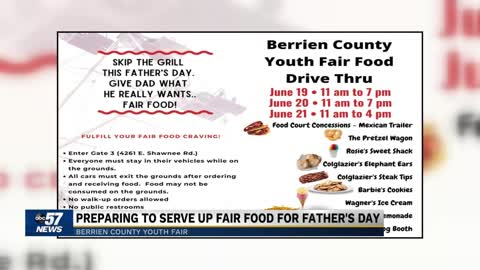 Berrien County Youth Fair to hold drive-thru fair food event