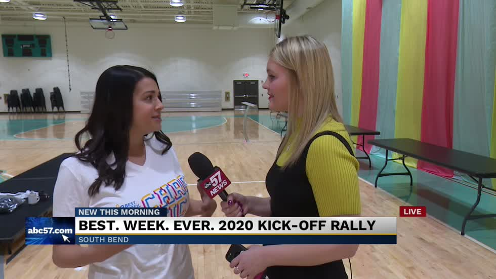Best. Week. Ever 2020 Kick-off Rally