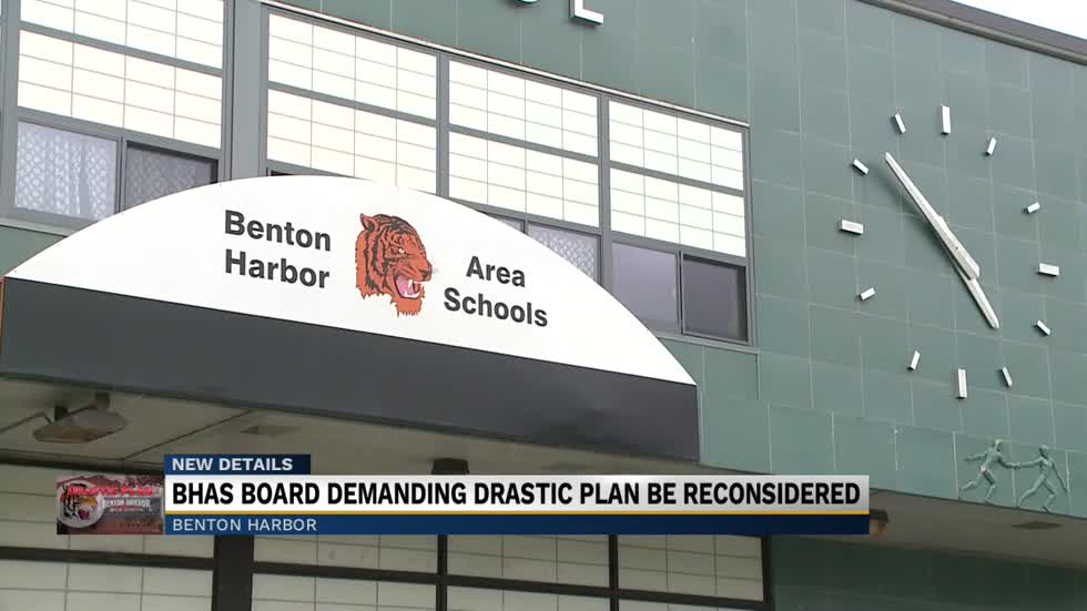 Benton Harbor Schools 'urgently requests' Gov. Whitmer attend open forum