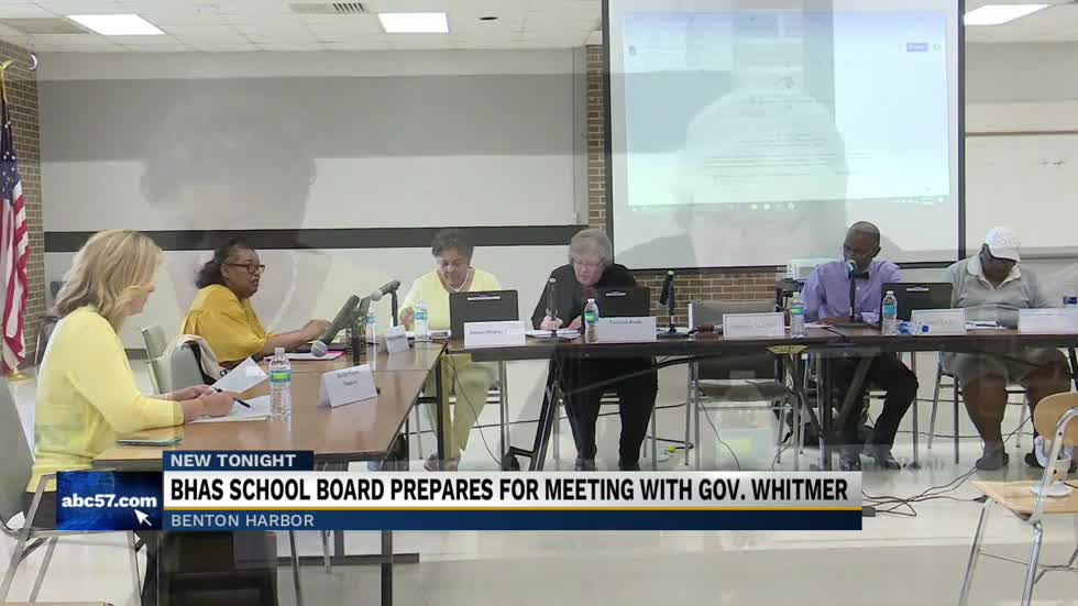 BHAS School Board prepares for another meeting with Governor Whitmer's office