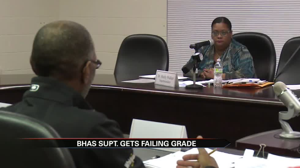 Trustees give Benton Harbor Area Schools' superintendent ineffective rating