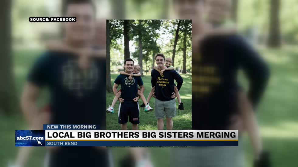Big Brothers Big Sisters of St. Joseph County announces merger