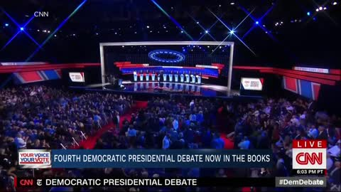 Big moments from the fourth Democratic presidential debate