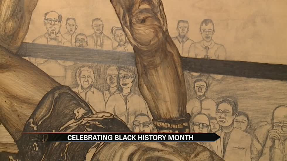 Museum hosting opening reception for exhibit celebrating Black History Month