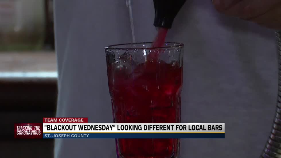 """Blackout Wednesday"" looking different for local bars"