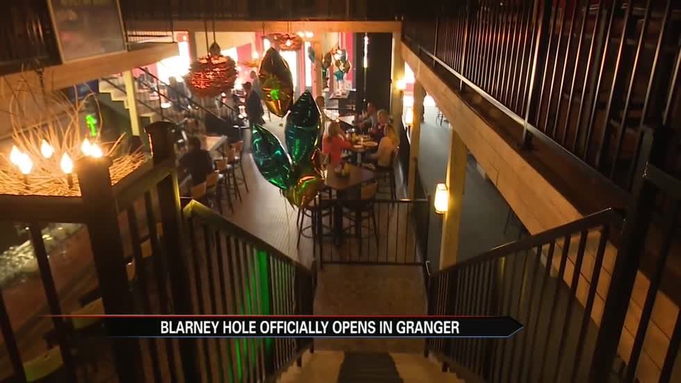 The Blarney Hole by Blackthorn officially opens in Granger