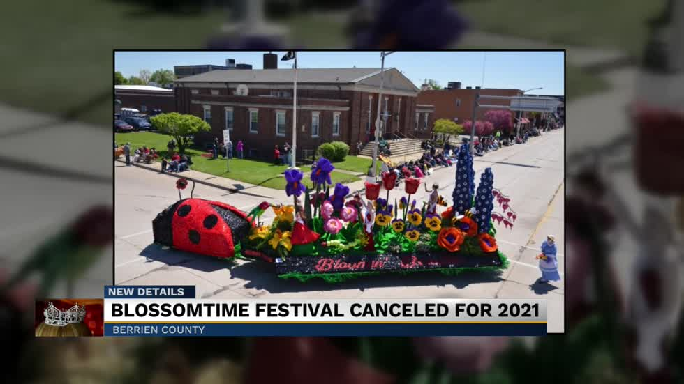 Blossomtime Festival Parade Cancelled