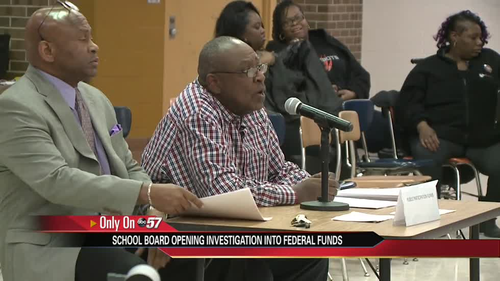 Benton Harbor school board president reacts to concerns of violence