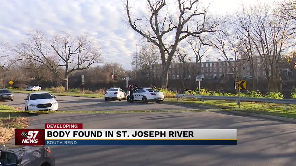 Body found in St. Joseph River may be missing man