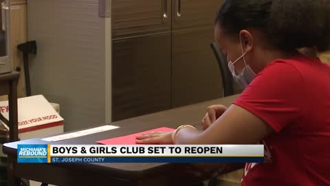 Boys & Girls Clubs reopens to serve community