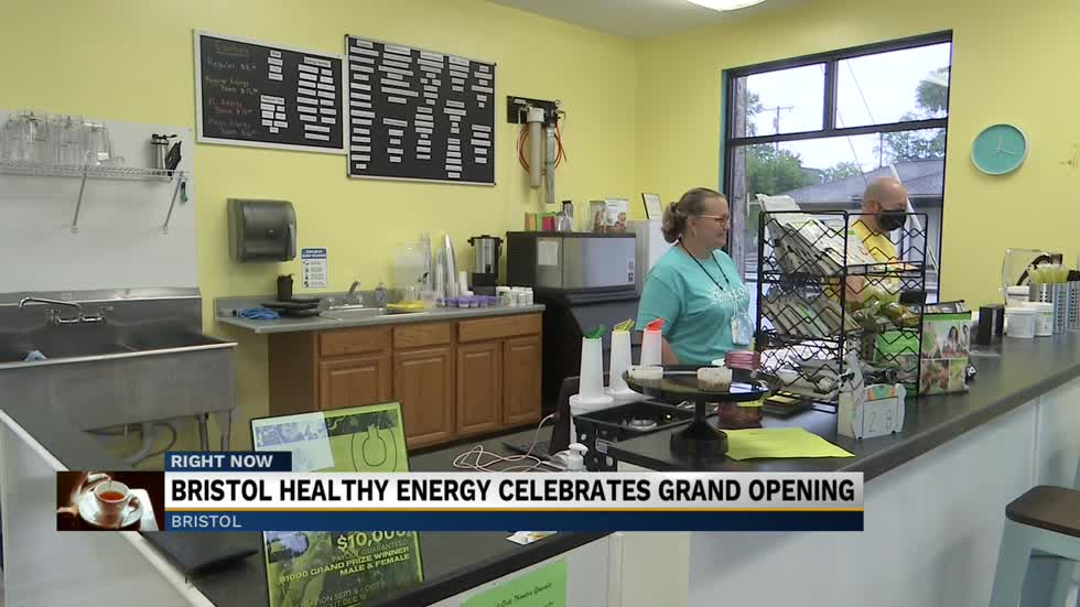 Bristol Healthy Energy celebrated its grand opening