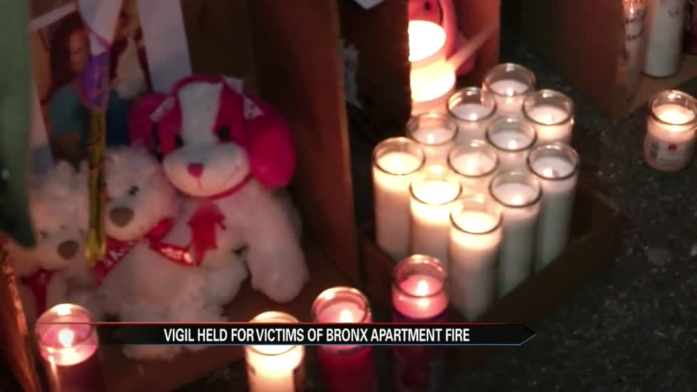Grief consumes loved ones of New York apartment fire victims