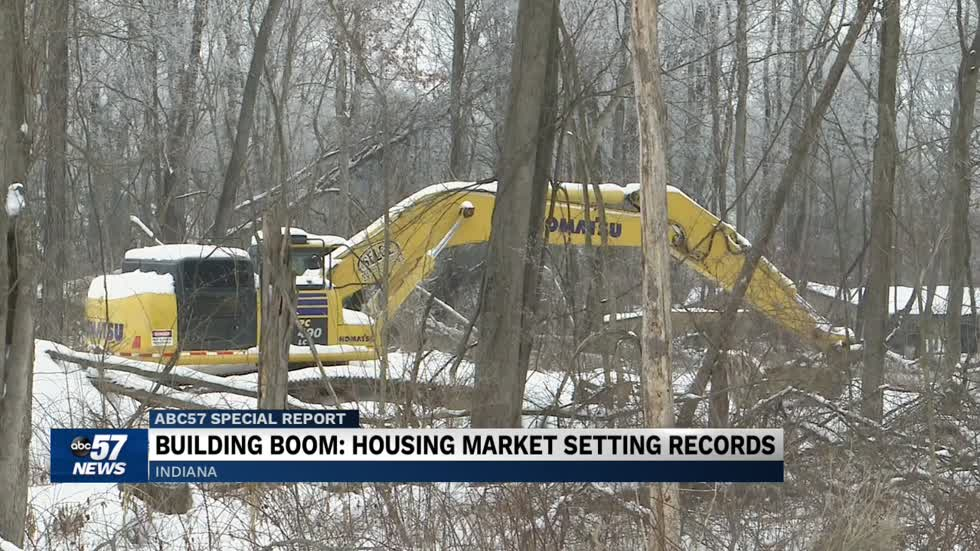 Indiana housing market setting records during the pandemic