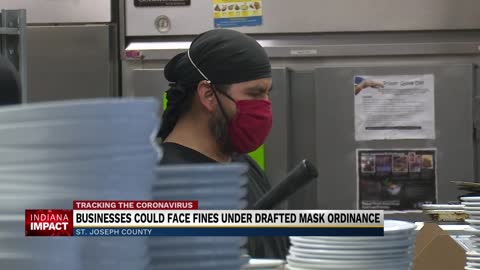 Businesses may soon face fines for not enforcing mask order