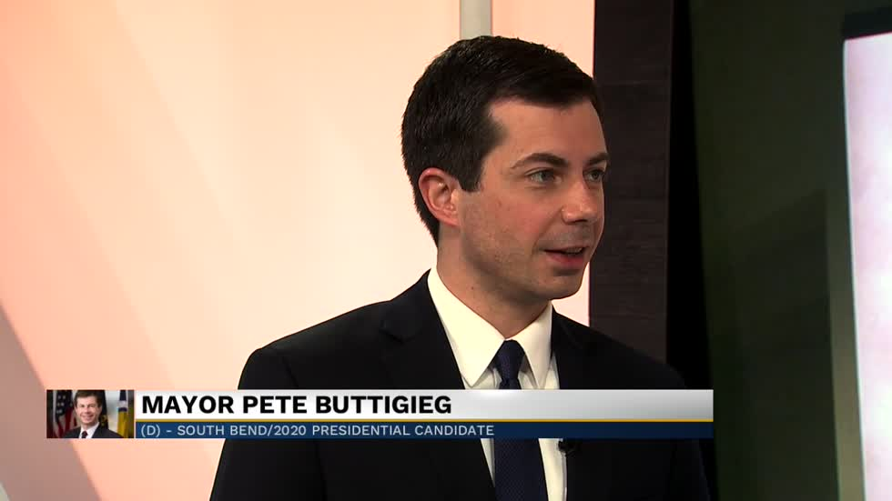 Buttigieg discusses violence in South Bend, rising tariffs' impact on local farmers