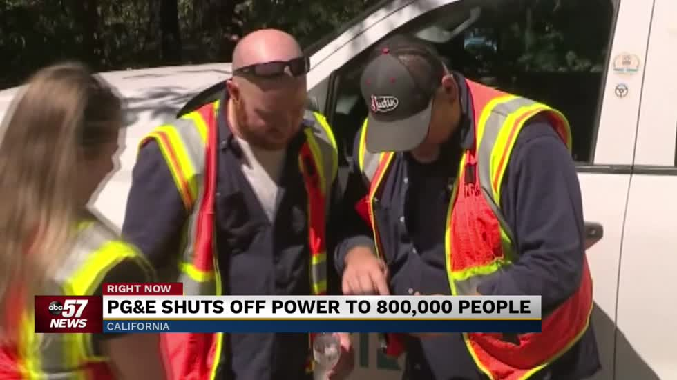 Lights out: Power cut in California to prevent deadly fires