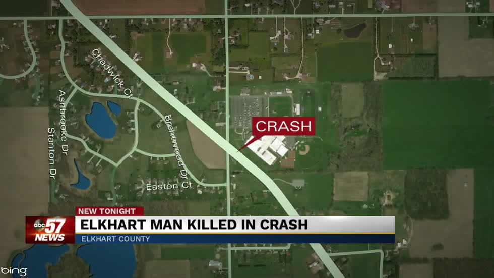 Car crash in Elkhart leaves one person dead and four injured