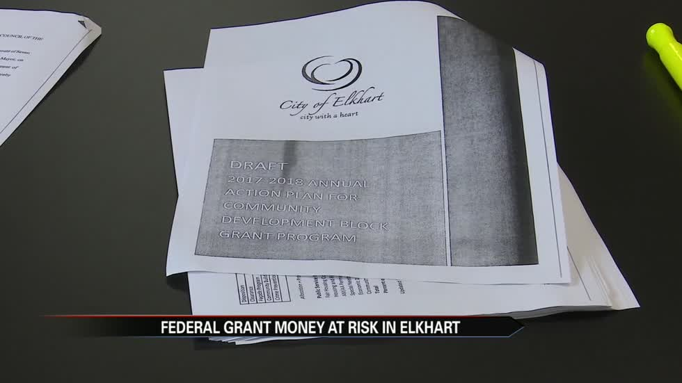 CDBG Funding in Elkhart in jeopardy