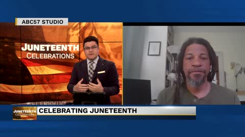 Celebrating Juneteenth: Live Interview about importance of day