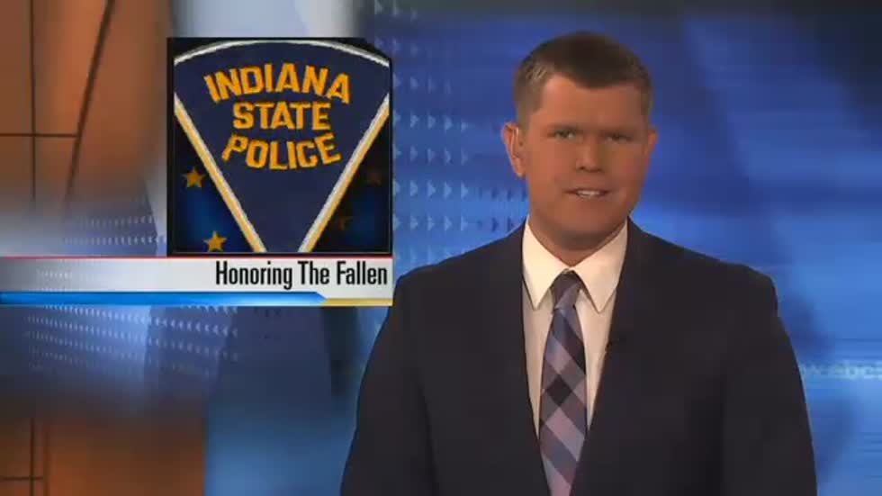 Ceremony honors Indiana troopers killed on Toll Road