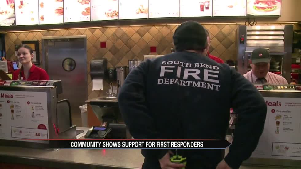 Local Chick-fil-A offering free meals for first responders