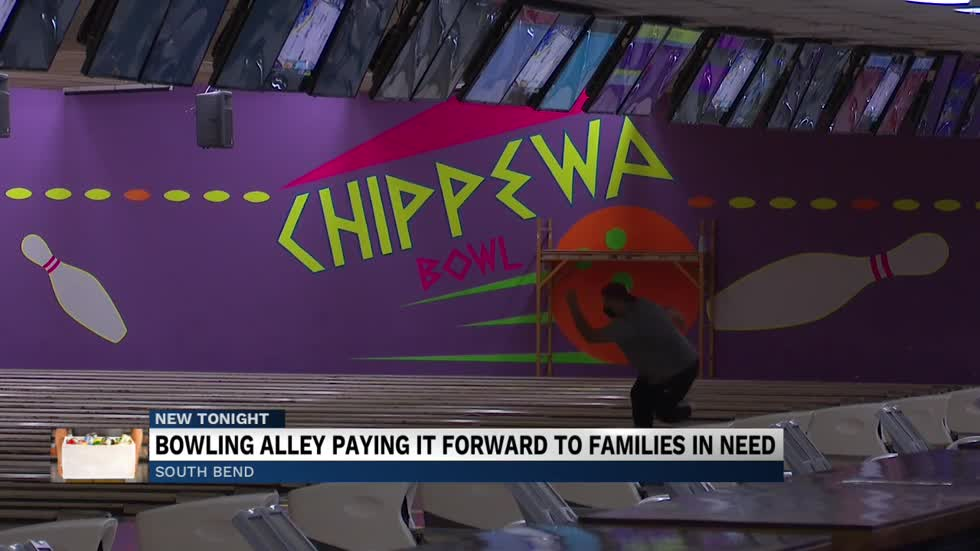 Chippewa Bowl hosting toy and food donation drive