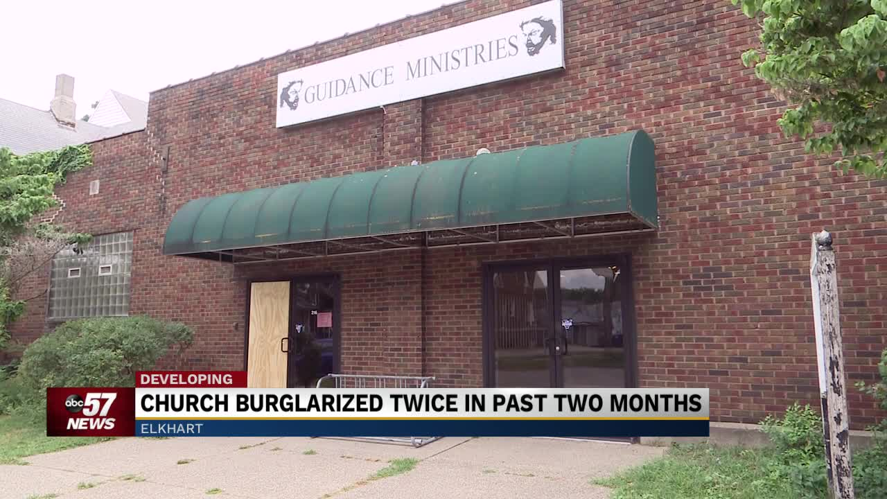 Elkhart Pastor Wants to Help the Person Who Stole From Her Church