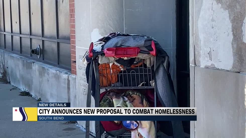 City announces new proposal to combat homelessness