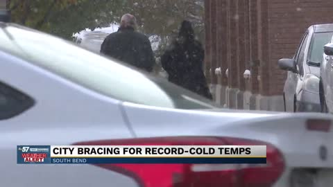 City of South Bend bracing for record-cold temperatures
