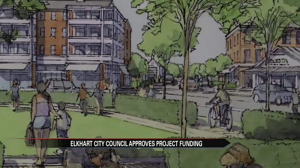 City council approves $11.2 million in tax payer funds for River District Revitalization