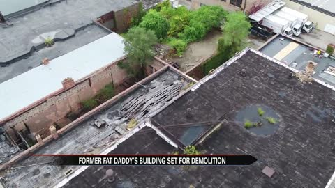 City of South Bend gathers bids for Fat Daddy's demolition