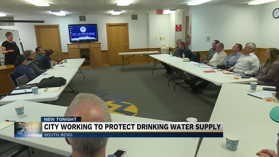 South Bend officials working to protect drinking water supply