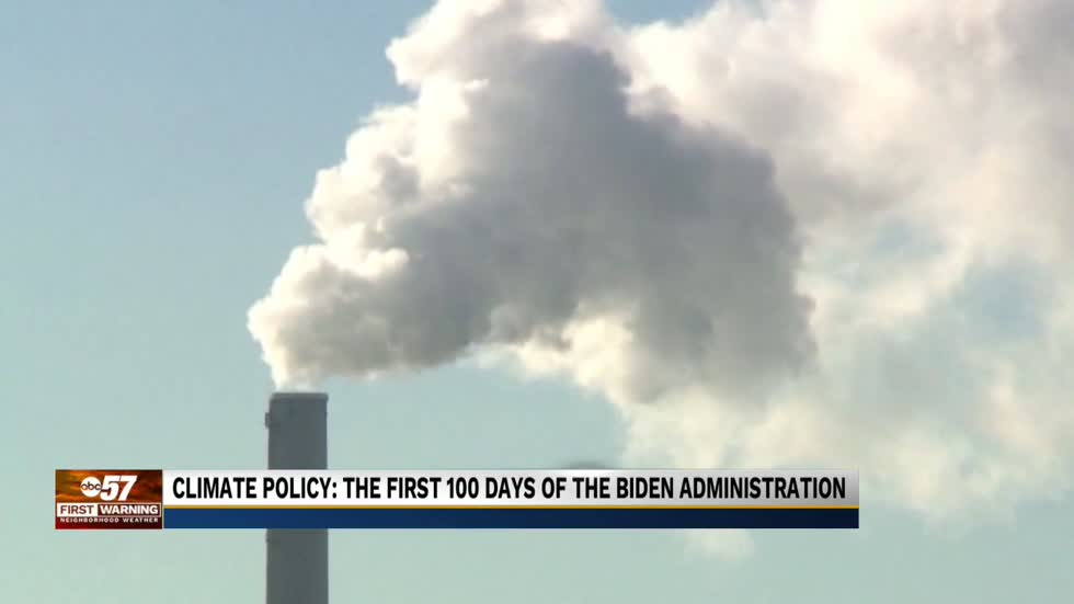 A breakdown of the first 100 days of the Biden Administration