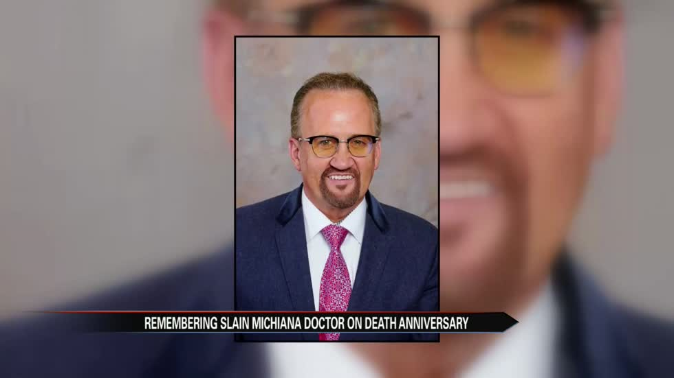 Close friend remembers Dr. Graham one year after death