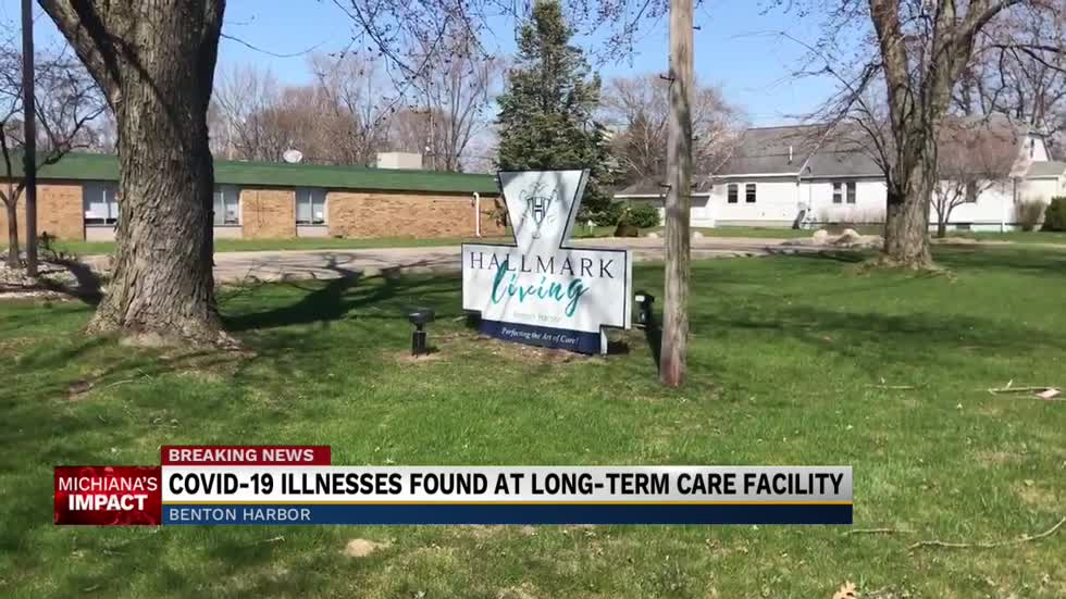 Cluster of COVID-19 cases reported at Hallmark Living, a long-term care facility